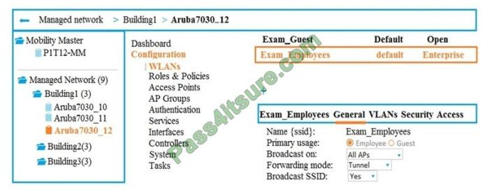 Collection4pdf HPE6-A70 exam questions-q2-2